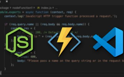 How to Create Node.js Azure Functions With VS Code