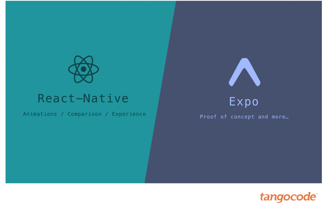 React-Native and Expo experience