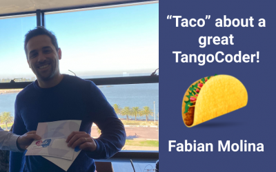 August TangoCoder Highlight