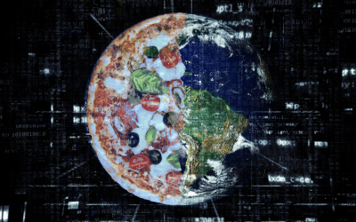 Pizza and the Shaping of the Digital World